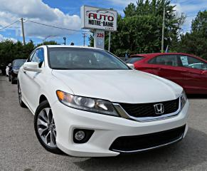 Used 2013 Honda Accord EX 2 portes 4 cyl, boîte automatique, To for sale in Repentigny, QC