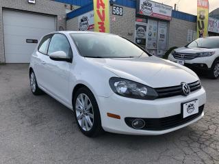 Used 2010 Volkswagen Golf Sportline for sale in Oakville, ON