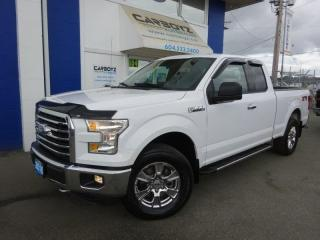 Used 2016 Ford F-150 XLT XTR 4x4, 5.0L, Super Cab, 6.6 Box, Tow Pkg for sale in Langley, BC