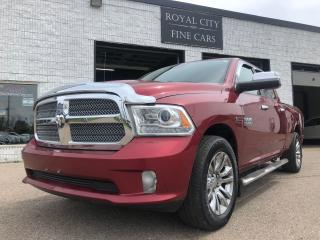 Used 2015 RAM 1500 Laramie Limited Eco-Diesel Crew Cab 6.5Ft Box for sale in Guelph, ON