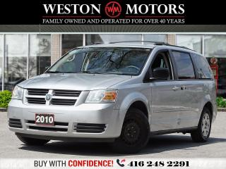 Used 2010 Dodge Grand Caravan SE*7PASS*DVD*AUX*SOLD AS IS!!!* for sale in Toronto, ON