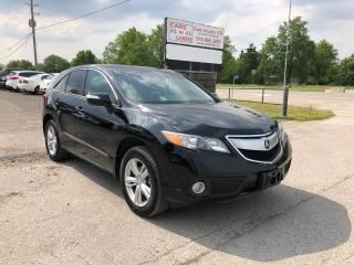 Used 2015 Acura RDX Tech Pkg for sale in Komoka, ON