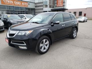 Used 2012 Acura MDX Tech pkg for sale in Oakville, ON