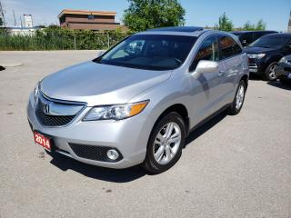 Used 2014 Acura RDX Tech Pkg for sale in Oakville, ON