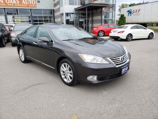 Used 2010 Lexus ES 350 for sale in Oakville, ON