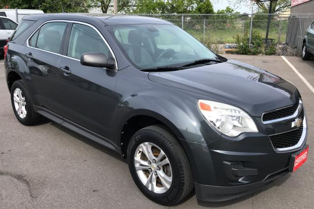 2011 Chevrolet Equinox LS ** CRUISE, AUX. IN **