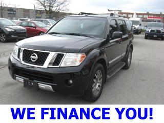 Used 2009 Nissan Pathfinder LE for sale in Toronto, ON