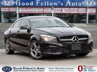 Used 2015 Mercedes-Benz CLA250 SUNROOF, LEATHER SEATS, POWER SEATS, NAVIGATION for sale in Toronto, ON
