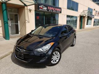 Used 2011 Hyundai Elantra GL **LOCAL**NO ACCIDENT** for sale in North York, ON