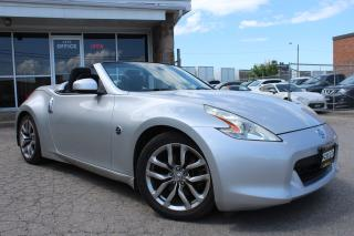 Used 2010 Nissan 370Z Convertible - Manual! for sale in Mississauga, ON