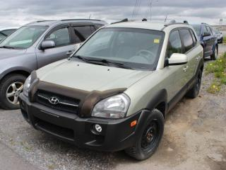 Used 2008 Hyundai Tucson GL for sale in Corner Brook, NL