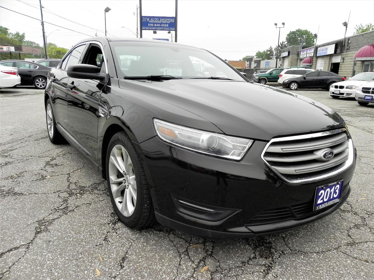 2013 Ford Taurus For Sale >> Used 2013 Ford Taurus Sel Awd For Sale In Windsor Ontario