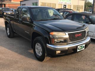 Used 2004 GMC Canyon SL Z71 for sale in Mississauga, ON