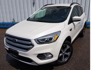 Used 2017 Ford Escape SE *LEATHER-NAVIGATION* for sale in Kitchener, ON