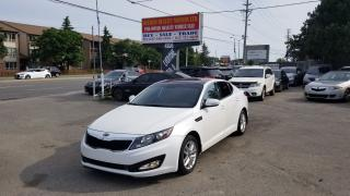 Used 2013 Kia Optima LX for sale in Toronto, ON