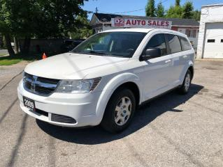 Used 2009 Dodge Journey Comes Certified/Automatic/4 Cylinder for sale in Scarborough, ON