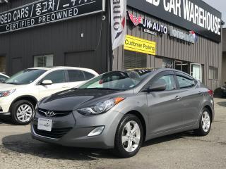 Used 2012 Hyundai Elantra GLS for sale in Coquitlam, BC