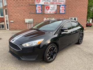 Used 2015 Ford Focus SE/ONE OWNER/NO ACCIDENT/SAFETY INCLUDED for sale in Cambridge, ON