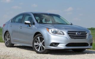 Used 2015 Subaru Legacy 2.5i Limited Tech Pkg.Navi.Camera.BSM.Radar Cruise for sale in Kitchener, ON