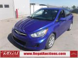 Photo of Blue 2012 Hyundai Accent