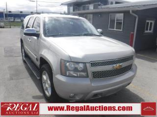 Used 2007 Chevrolet Tahoe LTZ 4D Utility 4WD for sale in Calgary, AB