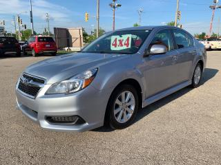 Used 2013 Subaru Legacy 2.5L/AWD/Touring Pkg/NO ACCIDENT/SAFETY INCLUDED for sale in Cambridge, ON
