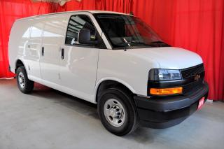 Used 2018 Chevrolet Express Express 2500 Cargo | Rear Vision Display for sale in Listowel, ON