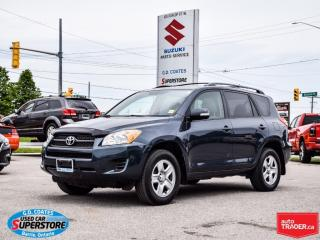 Used 2011 Toyota RAV4 BASE for sale in Barrie, ON