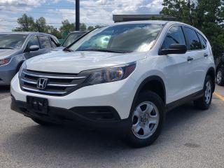 Used 2014 Honda CR-V LX, great price for sale in Toronto, ON
