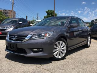 Used 2015 Honda Accord EX-L, amazing low mileage for sale in Toronto, ON