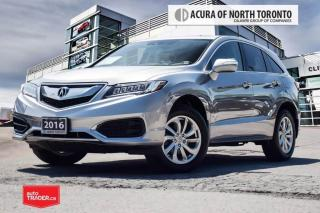 Used 2016 Acura RDX at No Accident| Bluetooth|Back-Up Camera for sale in Thornhill, ON