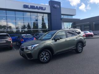 Used 2019 Subaru Forester 2.5i Convenience w/EyeSight - 12, 000 Kms for sale in Port Coquitlam, BC