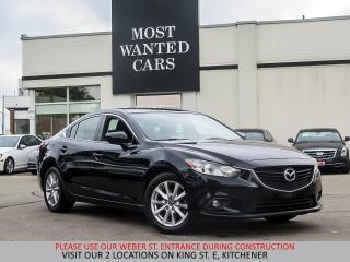 Used 2014 Mazda MAZDA6 TOURING | CAMERA | HEATED SEATS | SUNROOF for sale in Kitchener, ON