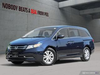 Used 2016 Honda Odyssey EX*Pwr Doors*Pwr Tailgate*Rear Cam* for sale in Mississauga, ON