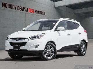 Used 2015 Hyundai Tucson GLS*Clean*17 Alloy Wheels*Bluetooth* for sale in Mississauga, ON