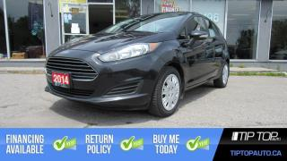 Used 2014 Ford Fiesta SE ** Manual, One Owner, Bluetooth ** for sale in Bowmanville, ON