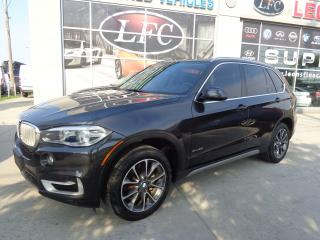 Used 2016 BMW X5 xDrive35i.NAVIGATION!! LOW KM!!!.PANO ROOF for sale in Etobicoke, ON