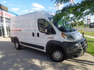 Used 2016 RAM 1500 ProMaster HIGH ROOF. DIESEL. 3.0L ENG for sale in Etobicoke, ON