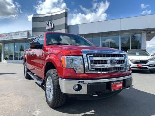 Used 2013 Ford F-150 XLT XTR 4WD 5.0L V8 LIKE NEW for sale in Langley, BC