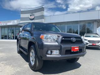 Used 2013 Toyota 4Runner 4WD Leather Navi Sunroof 7-Passanger for sale in Langley, BC