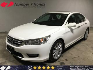 Used 2014 Honda Accord Touring| Loaded| Leather| Navi| for sale in Woodbridge, ON