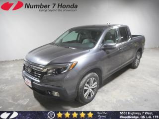 Used 2017 Honda Ridgeline EX-L| Leather| Backup Cam| All-Wheel Drive| for sale in Woodbridge, ON