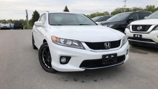 Used 2013 Honda Accord EX-L W/NAVI for sale in Midland, ON