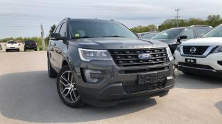Used 2016 Ford Explorer SPORT for sale in Midland, ON