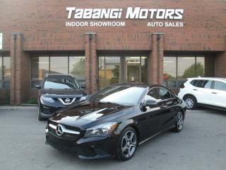 Used 2015 Mercedes-Benz CLA-Class NO ACCIDENTS | NAVIGATION | BLIND SPOT | LEATHER | HTD SEAT for sale in Mississauga, ON