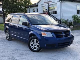 Used 2010 Dodge Grand Caravan No-Accidents Stow'N Go Power Group A/C for sale in Sutton, ON