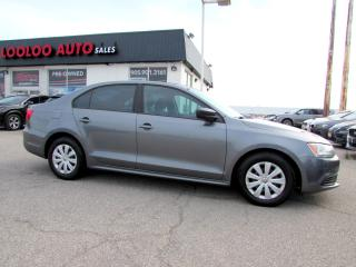 Used 2012 Volkswagen Jetta S TRENDLINE 5 SPEED MANUAL CERTIFIED 2YR WARRANTY for sale in Milton, ON