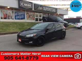 Used 2015 Ford Focus SE  CAM HTD STS  BLUETOOTH PREM-ALLOYS for sale in St. Catharines, ON