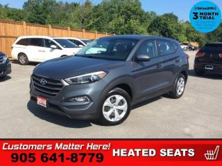 Used 2016 Hyundai Tucson 2.0L FWD  B/U CAMERA HTD STS BLUETOOTH for sale in St. Catharines, ON