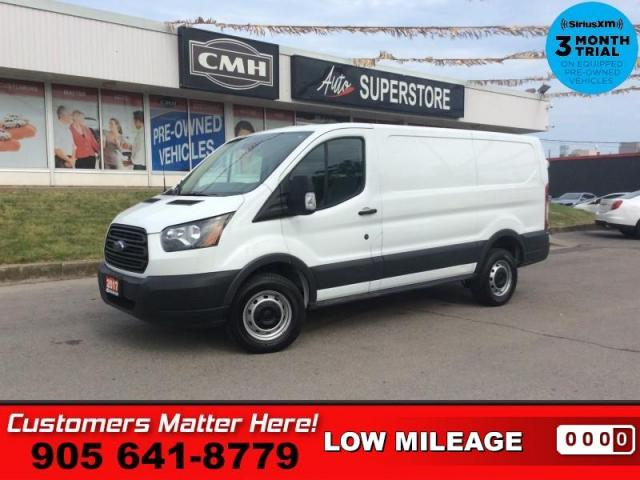 2017 Ford Transit 250 130 WB Low Roof Cargo  T-250 LOW-ROOF